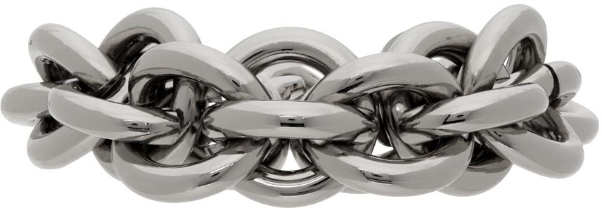 1017 ALYX 9SM 银色 Chunky 手链