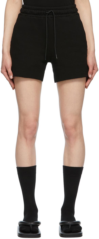 COTTON CITIZEN 黑色 Brooklyn 短裤