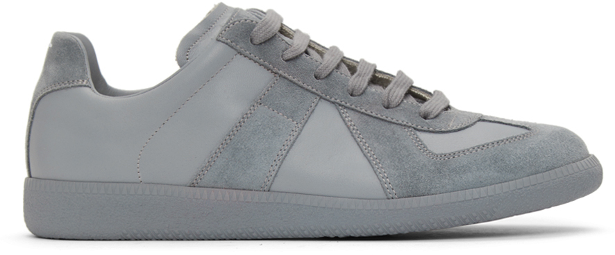 Maison Margiela 灰色 Replica 运动鞋