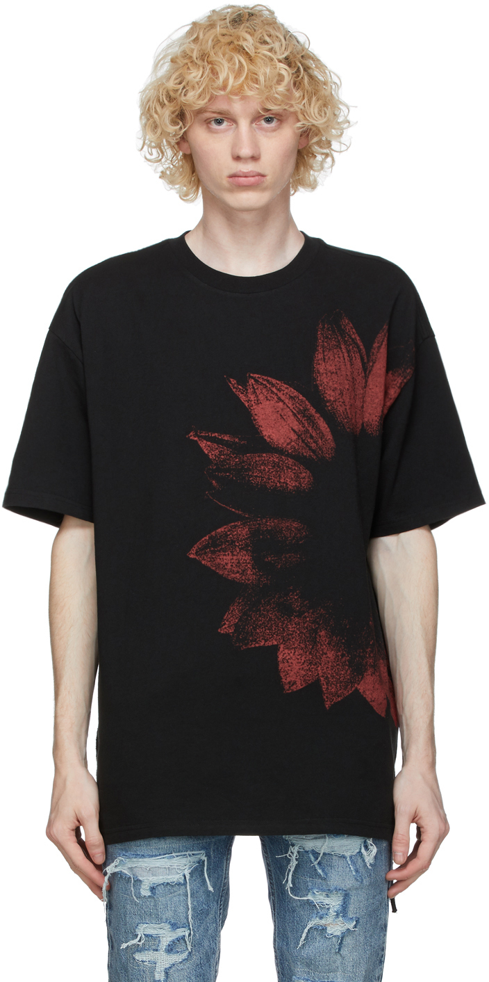 Ksubi SSENSE 独家发售黑色 Dazed T 恤