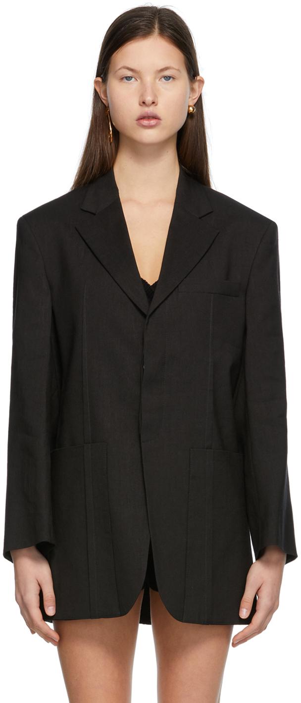 Jacquemus 黑色 La Veste D'Homme 西装外套