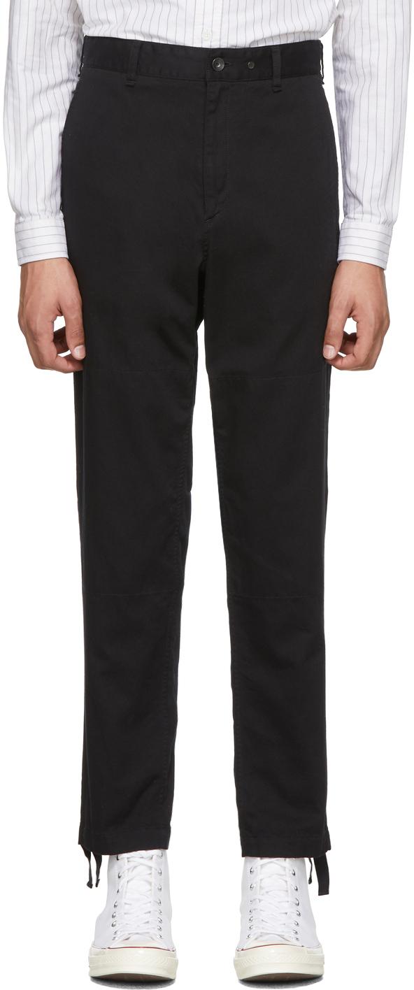 Rag & Bone 黑色 Corbin 长裤