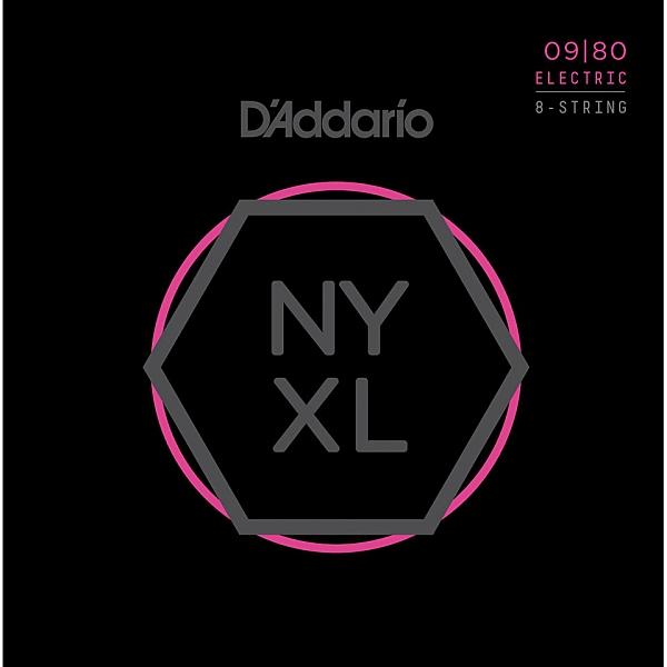 小叮噹的店 D'addario NYXL系列 NYXL0980 8弦電吉他弦 (10-52)