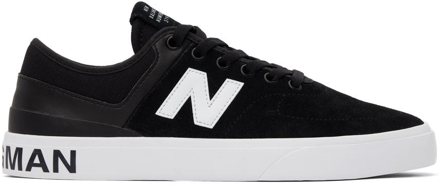 Junya Watanabe 黑色 New Balance 联名 Numeric 379 运动鞋