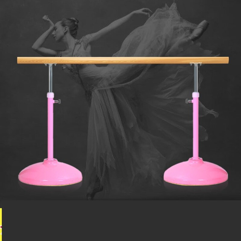 舞蹈桿 练功杆 舞蹈把桿家用行動式把干壓腿桿跳舞桿練功架子兒童舞蹈房教室