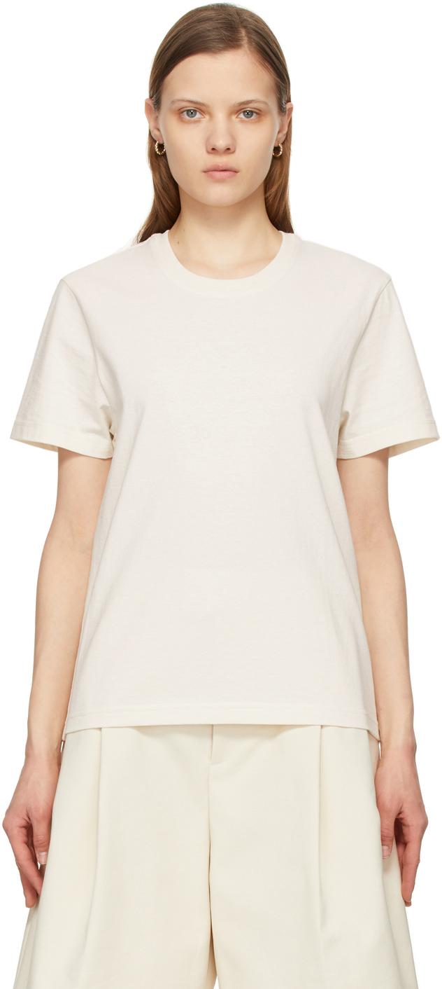 Bottega Veneta 灰白色 Sunrise T 恤