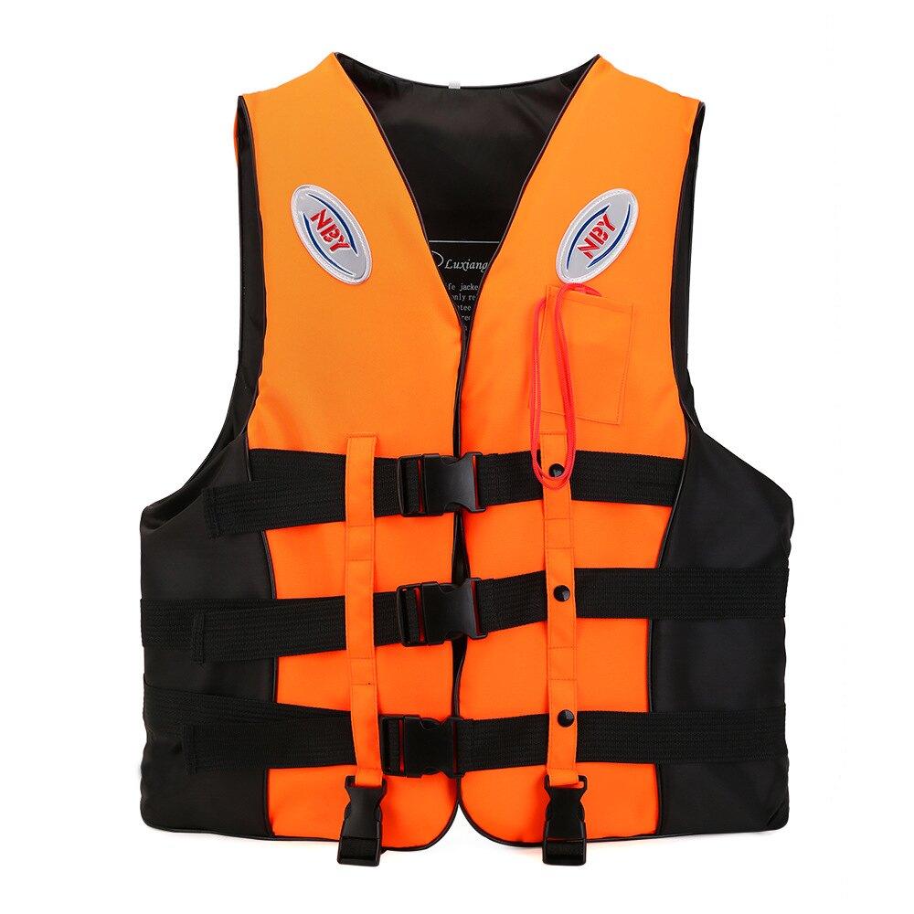 救生衣 釣魚背心大人兒童大浮力安全船用便攜釣魚馬甲游泳浮潛磯釣服『XY17836』