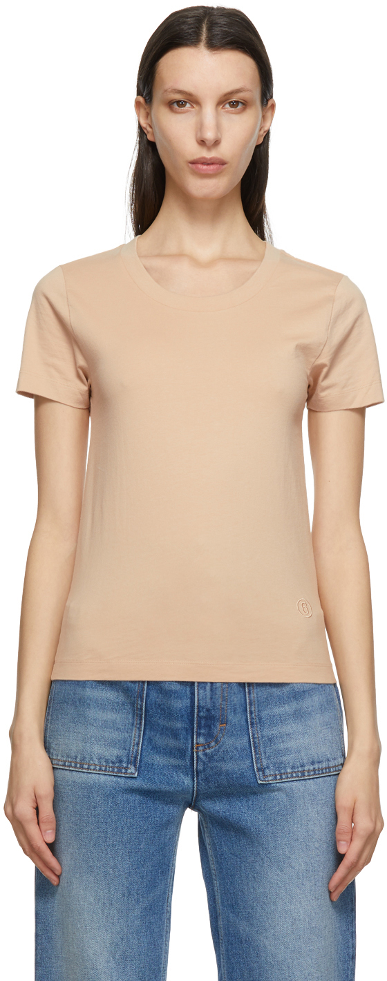 MM6 Maison Margiela 三件装多色徽标 T 恤