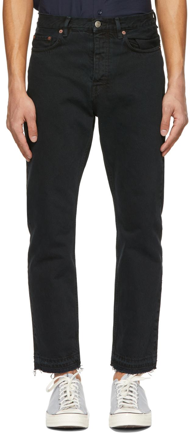 Harmony 黑色 Dorion 牛仔裤