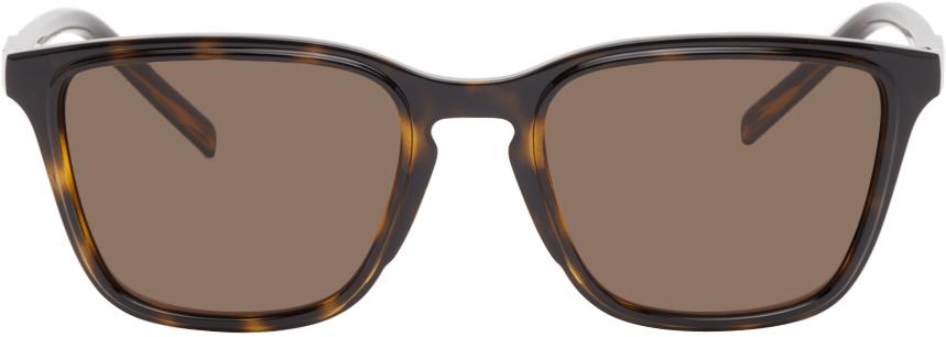 Dolce & Gabbana 玳瑁色醋酸纤维太阳镜