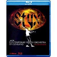 冥河合唱團與克里夫蘭青年管弦樂團 Styx and the CONTEMPORARY YOUTH ORCHESTRA: One With Everything (藍光Blu-ray) 【Evosoun