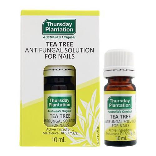 Thursday Plantation 澳洲星期四農莊 茶樹指甲修護液(10ml)【小三美日】DS000755