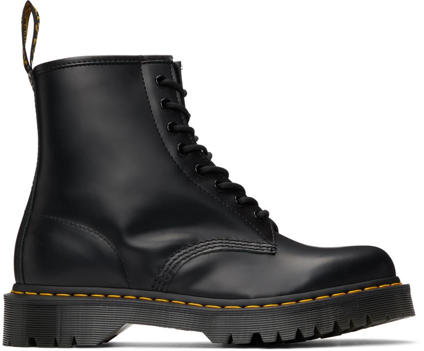 Dr. Martens 黑色 1460 Bex 踝靴