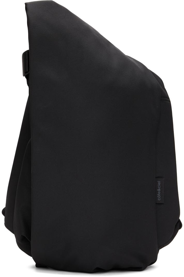Côte & Ciel 黑色大号 Isar 双肩包