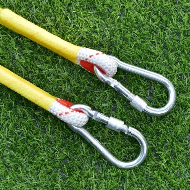 耐磨逃生救援繩安全繩高樓火災家庭備用繩尼龍繩多用繩空調安裝繩
