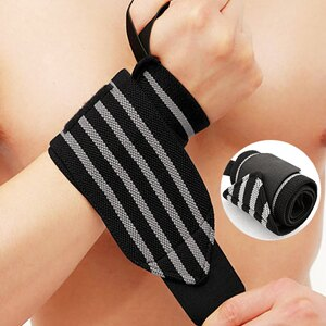 套指加壓護腕繃帶(籃球網球護腕護手腕帶.彈性健身護腕帶彈力繃帶.腕關節纏繞助力帶.握推舉重訓練運動防護具.透氣腕部手套.球類配件推薦哪裡買ptt)  D230-004