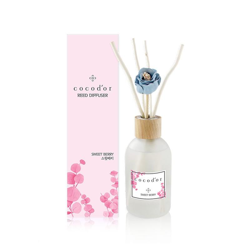 韓國cocodor莫蘭迪擴香瓶(2入組)