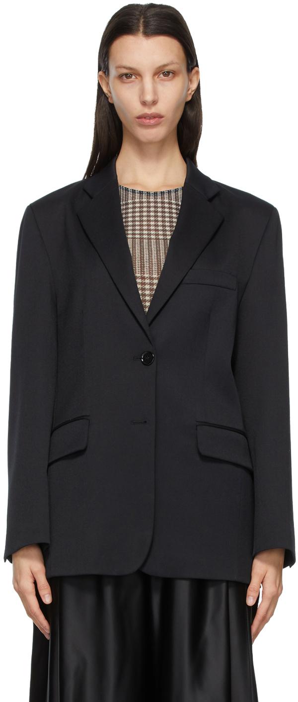 MM6 Maison Margiela 黑色 Classic 西装外套