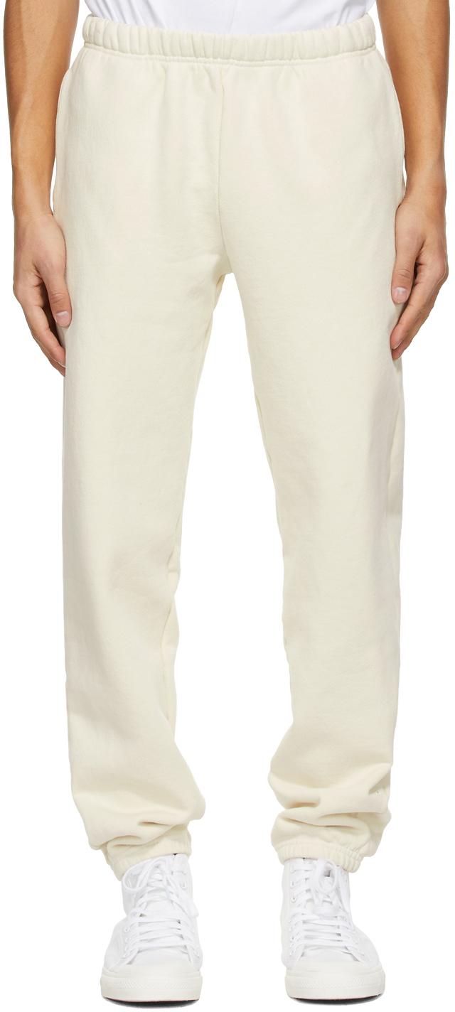 Les Tien 灰白色 Classic 运动裤