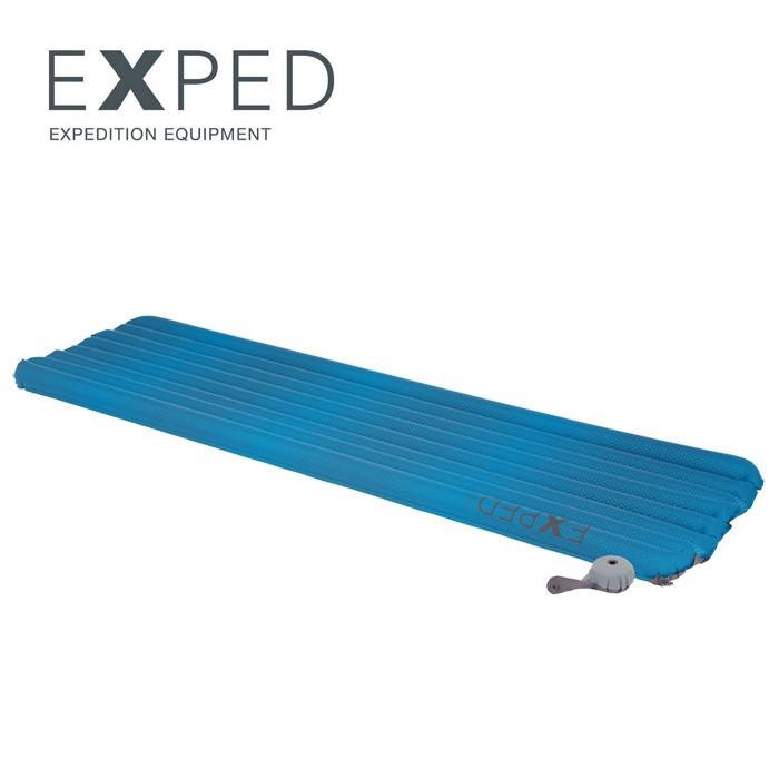 【Exped】瑞士 AirMat UL Lite-超輕巧舒適充氣睡墊/附mini pump(76958)