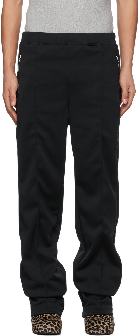 Random Identities 黑色 Dressy 运动裤
