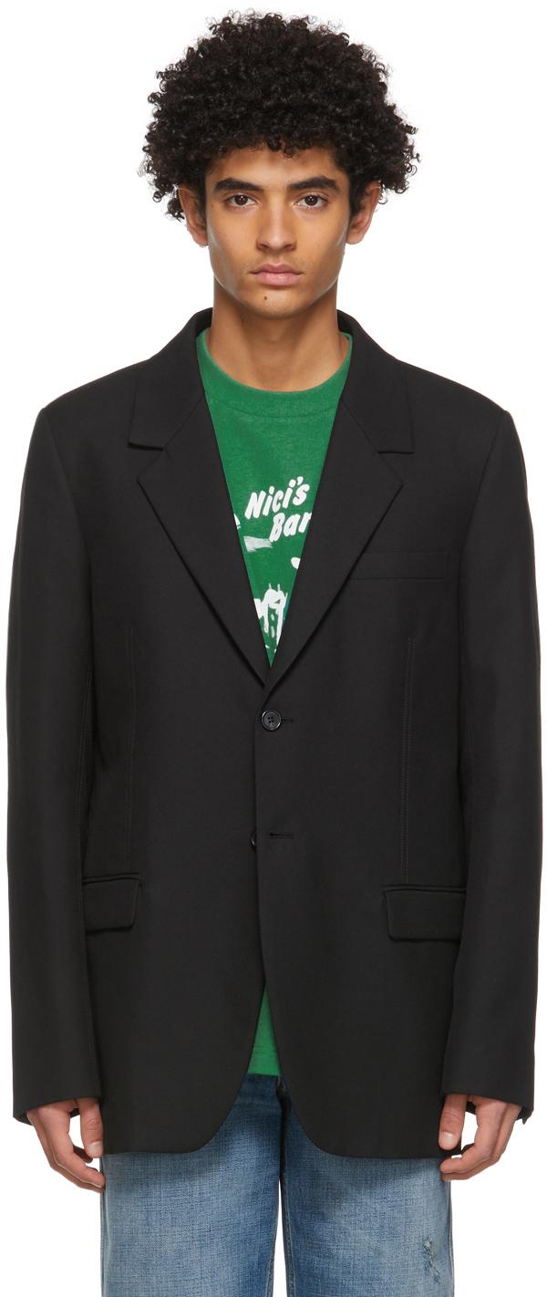 Acne Studios 黑色 Classic 西装外套