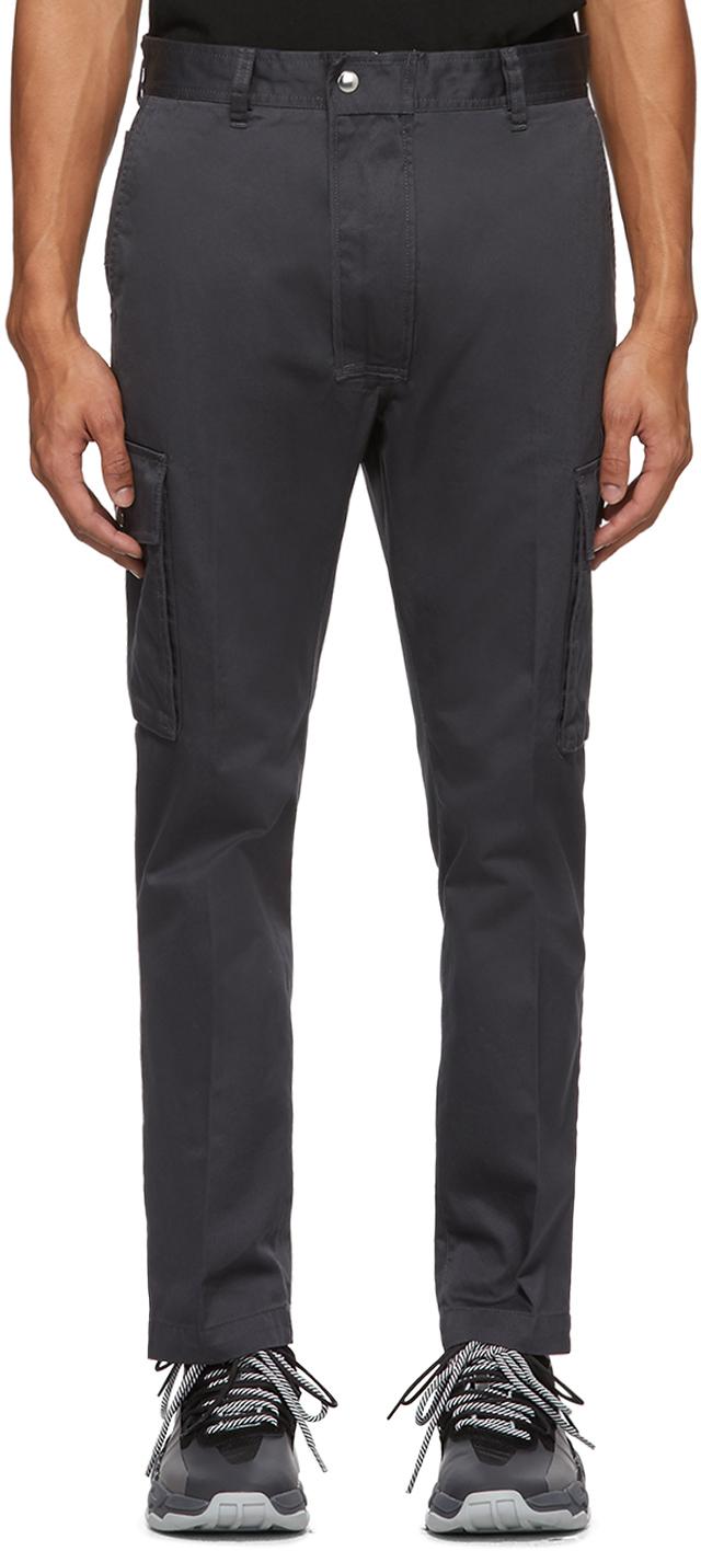 Diesel 灰色 P-Jared 工装裤