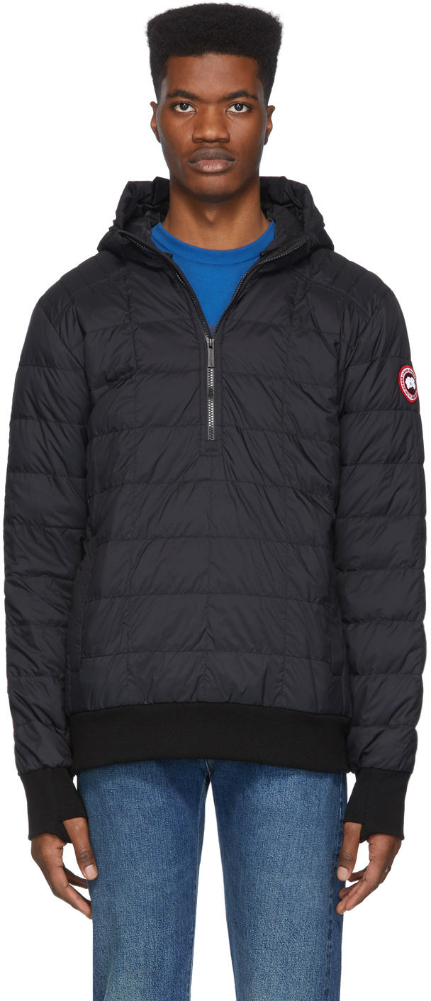 Canada Goose 黑色 Wilmington 夹克