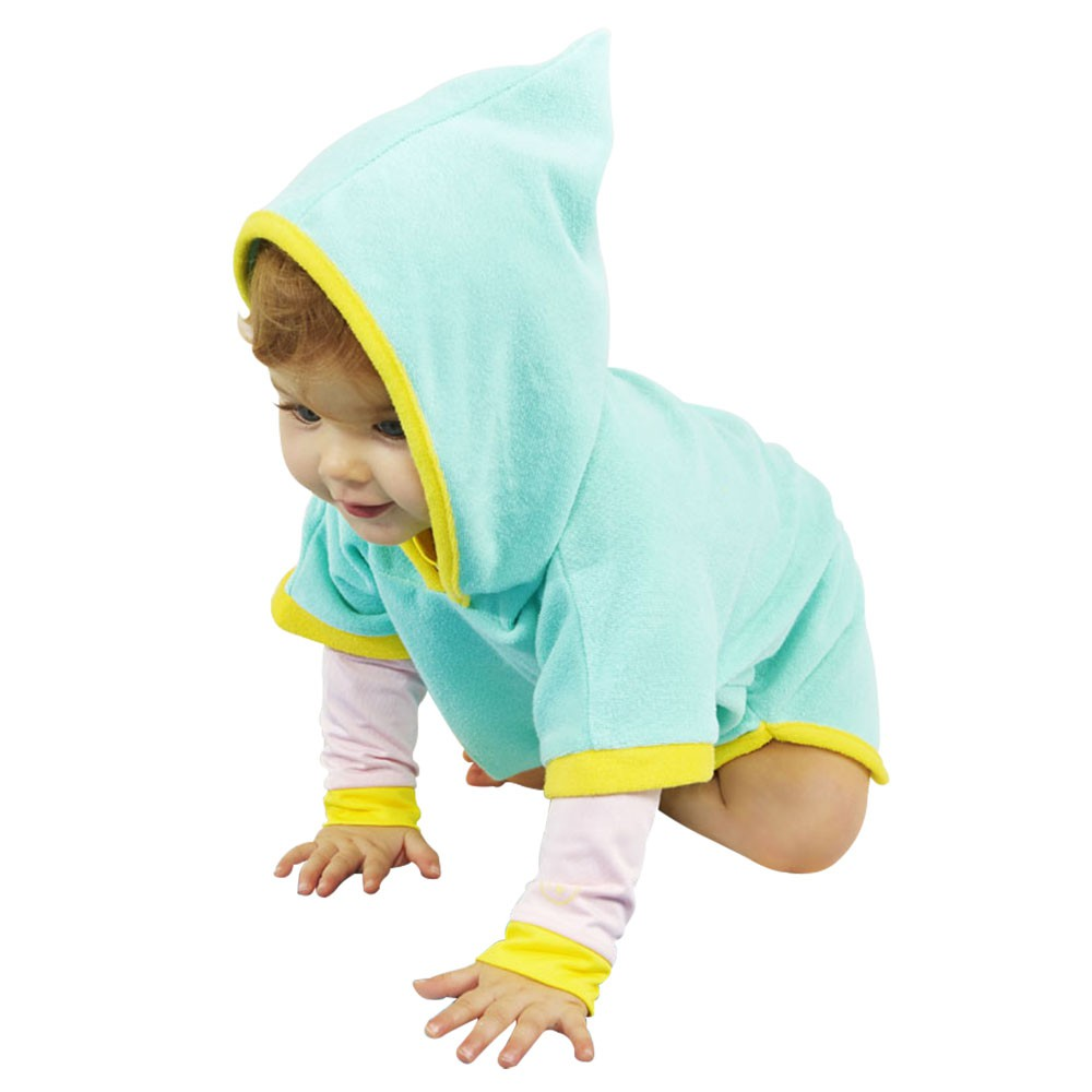 【法國Ki ET LA】抗UV防曬輕鬆穿浴袍(薄荷綠) 防曬衣 抗UV(LAVIDA官方直營)
