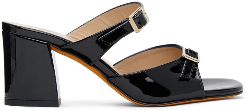 Maryam Nassir Zadeh 黑色 Una 凉鞋