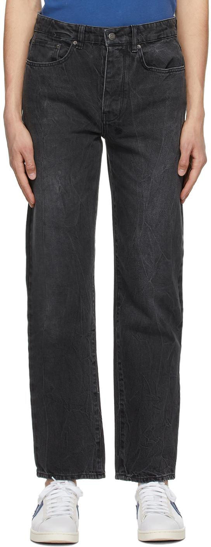 Ksubi 黑色 Anti K 牛仔裤