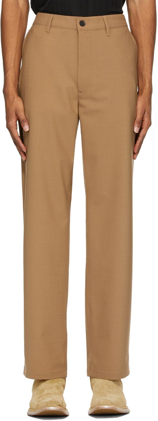 Sunflower 驼色 Soft 长裤