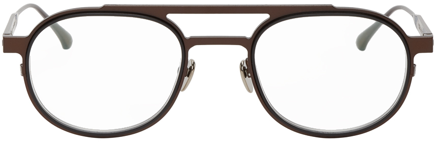Thierry Lasry 棕色 Possibly 眼镜