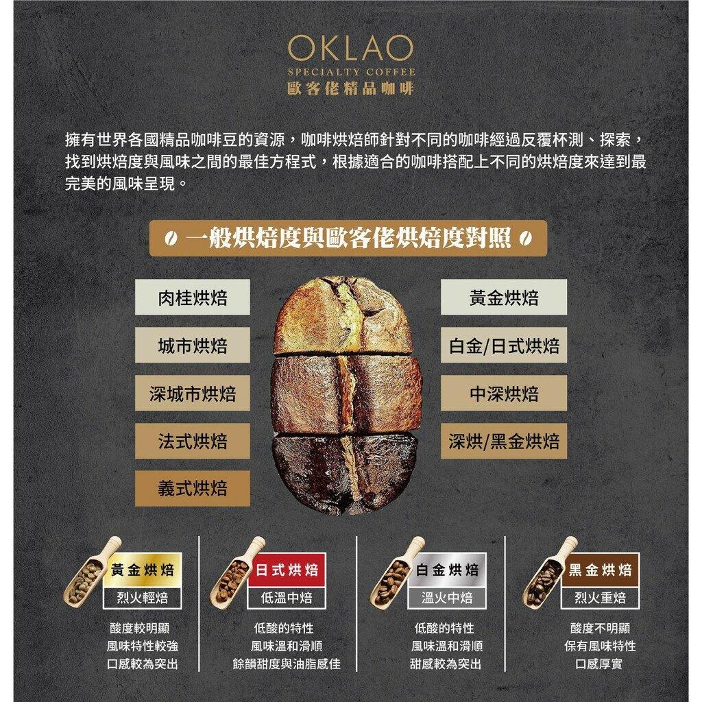 【歐客佬】歐客佬寮國爪哇厭氧發酵日曬(掛耳包)黃金烘焙(43010560) OKLAO咖啡