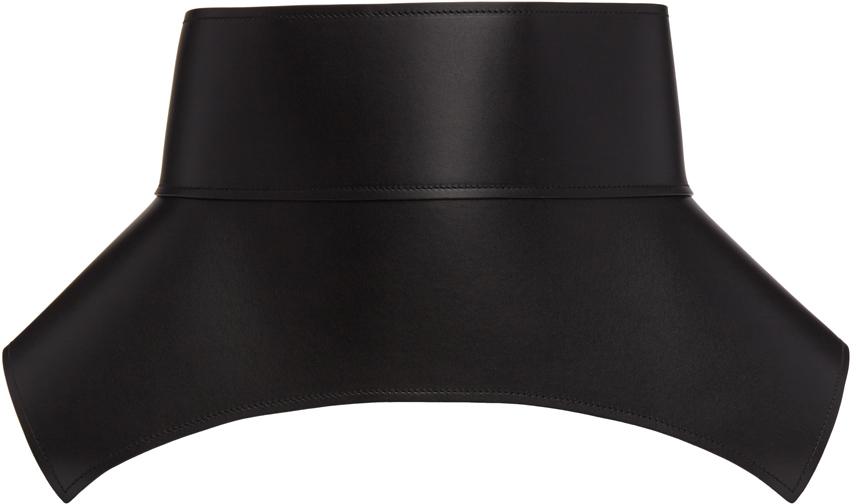 Loewe 黑色 Obi 腰带