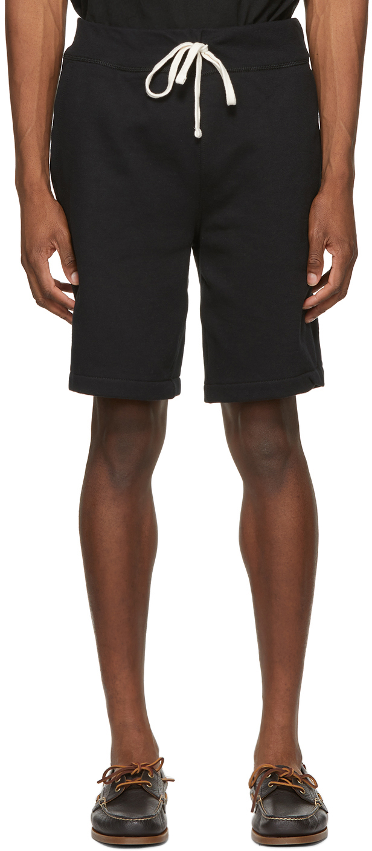 Polo Ralph Lauren 黑色 The RL 短裤