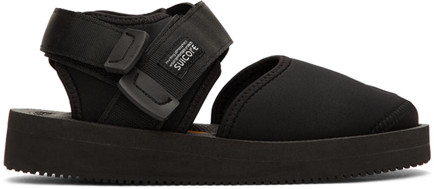 Suicoke 黑色 BITA-V 凉鞋