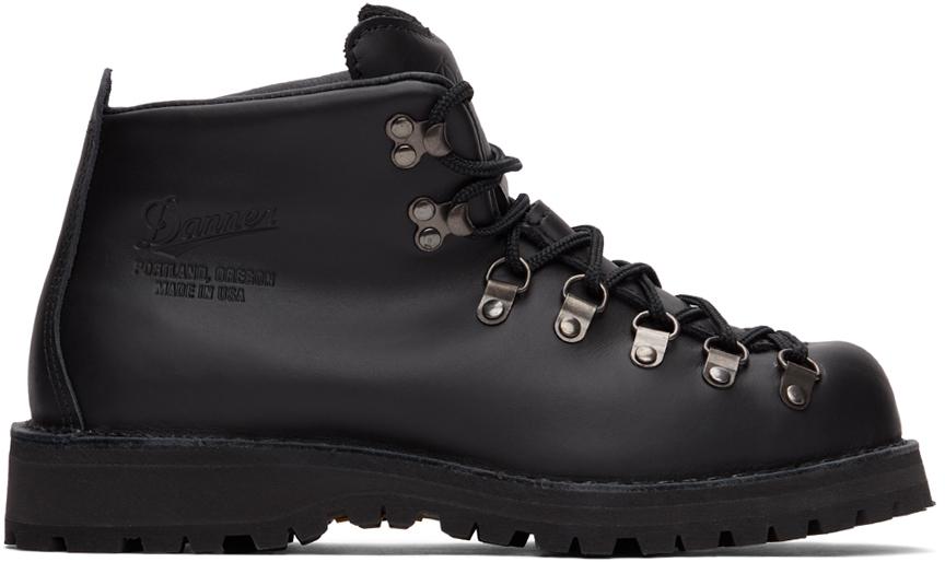 Danner 黑色 Mountain Light 踝靴