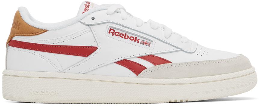 Reebok Classics 白色 Club C Revenge 运动鞋
