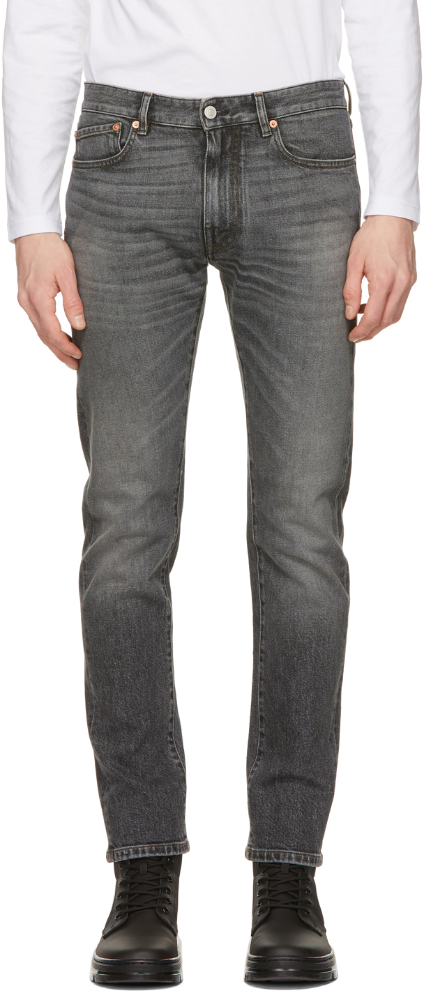 Belstaff 黑色 Longton 牛仔裤