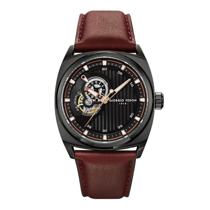 GIORGIO FENDON 喬治菲登 GFCN005 LEGEND 機械腕錶 42mm