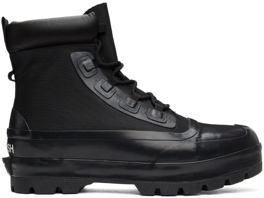 Ambush 黑色 Converse 联名 CTAS Duck 踝靴