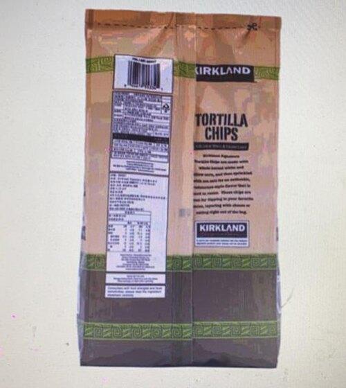 [COSCO代購] W605927 Kirkland Signature 科克蘭 玉米片 1.13公斤  兩入