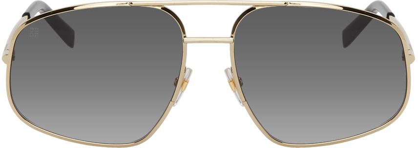 Givenchy 金色 GV 7193 太阳镜