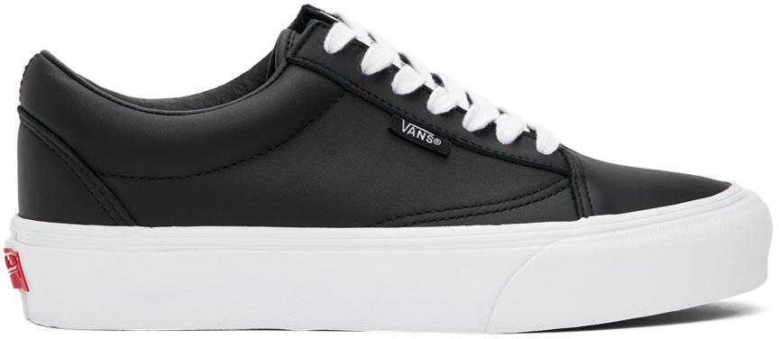 Vans 黑色 Old Skool NS VLT LX 运动鞋