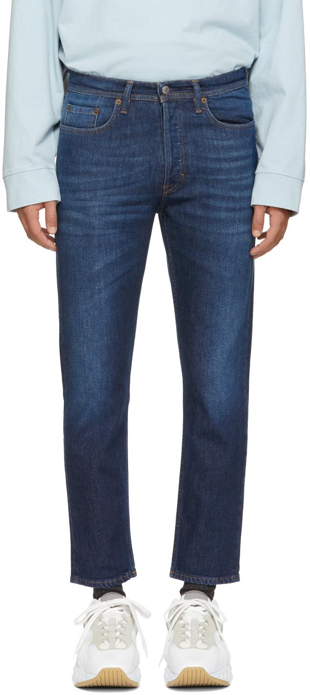 Acne Studios 蓝色 Blå Konst River 牛仔裤