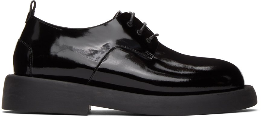 Marsèll 黑色 Gommello 牛津鞋