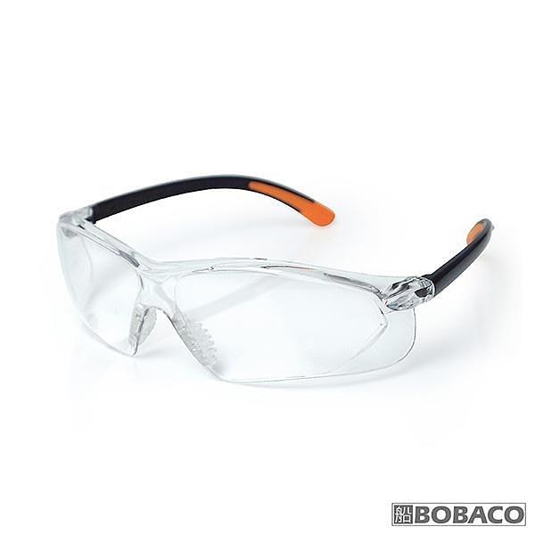 【南紡購物中心】台灣製【強化抗UV安全眼鏡-彈力型737】護目鏡 防護眼鏡 防塵透明