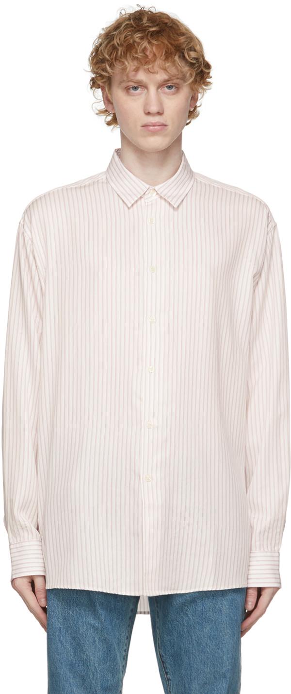 Soulland 白色 Damon 衬衫