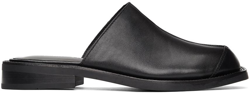Andersson Bell 黑色 Levuen 穆勒鞋